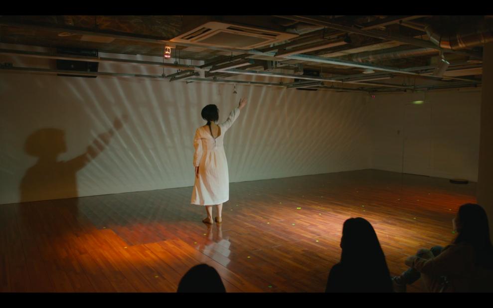 하나의 몸으로 2인무 안무하기, 서교예술실험센터, 2020년 11월 5일
